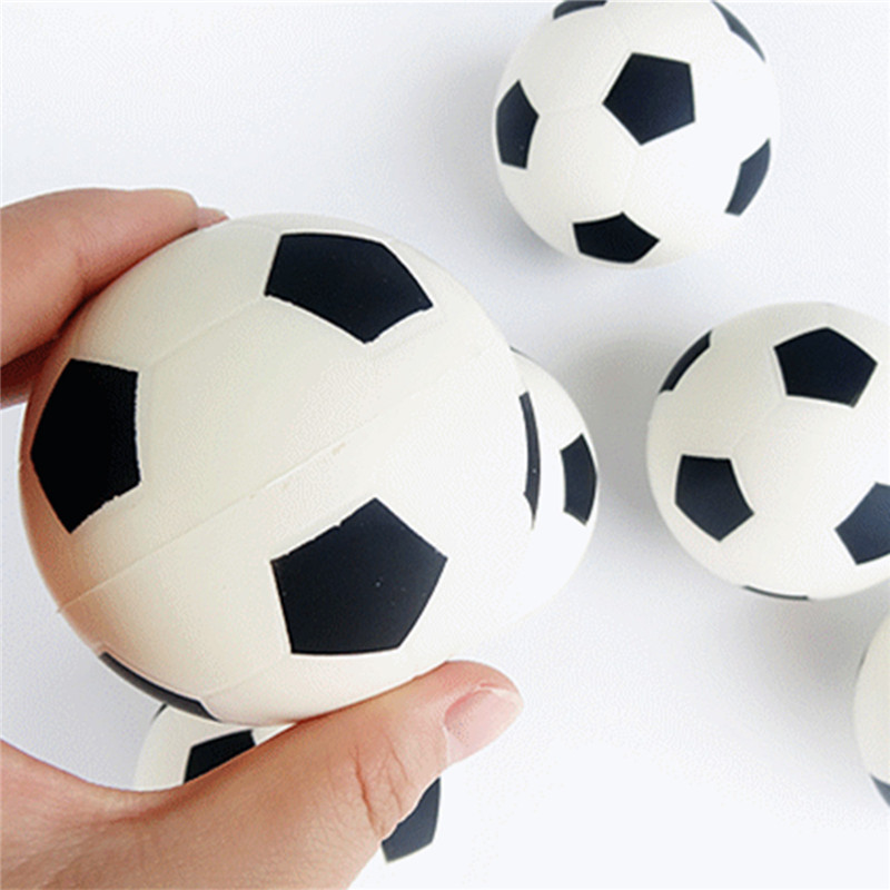 1 PC Antistress Toy Squishy Slow Rising Kawaii Football Squeeze Toy Anti Stress Funny Toys For Children