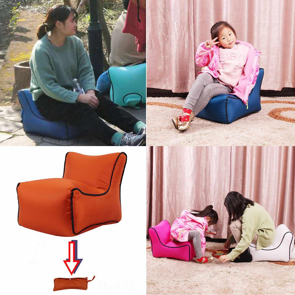 De Ar inflável Espreguiçadeira Preguiçoso Sofá Cadeira Sofá Sacos de Festa Ao Ar Livre de Viagem de Acampamento 2019 Nova Chegada Venda Quente