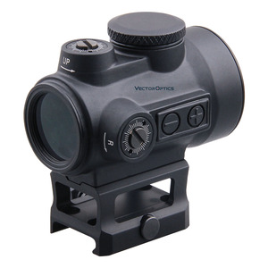 Image 3 - Vector Optics Centurion 1x30 Red Dot Sight Scope Hunting Riflescope 3 MOA 20000 Hour Runtime 12ga .223 AR15 5.56 7.62x39 .308win