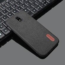 Fashion Case for Samsung Galaxy J5 2017 J530FM Euro Version Fabric Back Cover Silicone Soft Edge for Samsung Galaxy J5 2017 Case