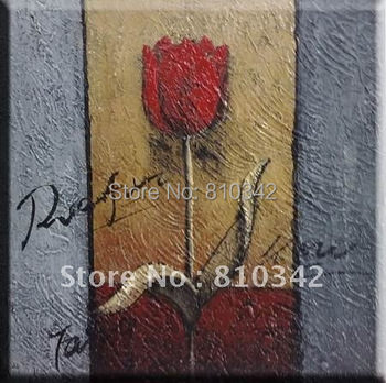 Abstract oil paintings Free shipping Gift Painting of office Modern art Decoration U2ABT589