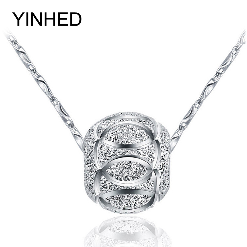 New Trendy 2016 Transfer Good Luck Beads Pendant Necklace
