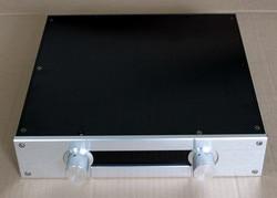 WA50 full Aluminum Preamplifier enclosure /DAC case/ amplifier chassis