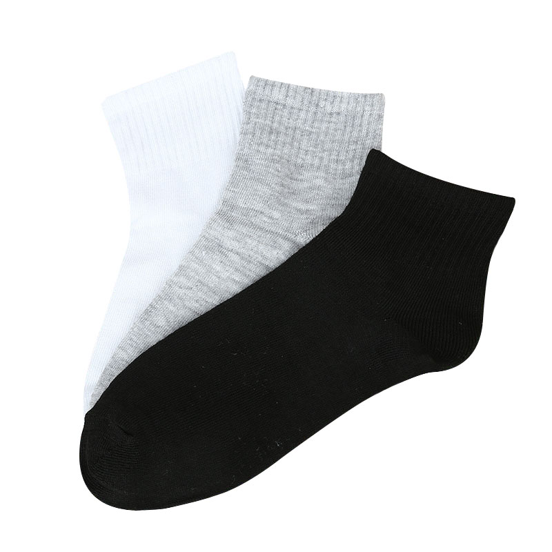 6pcs=3pair Solid Men's Socks Invisible Ankle Socks Men Summer Breathable Thin Boat Socks Size EUR 39-43 Male Meias Cheap Price