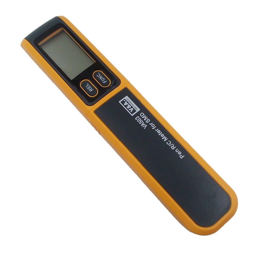 Handheld Tweezers Digital Resistance Capacitance Diode Meter Tester Measurements Electronic Multimeter R C Smd 3999max Reading Relative Measurement In Multimeters From Tools On