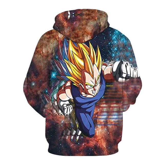 Dragon Ball Son Goku New Design Hoodie