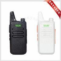 WLN KD C1 Mini Walkie Talkie UHF 400 470 MHz 5W Power 16 Channel MINI Handheld