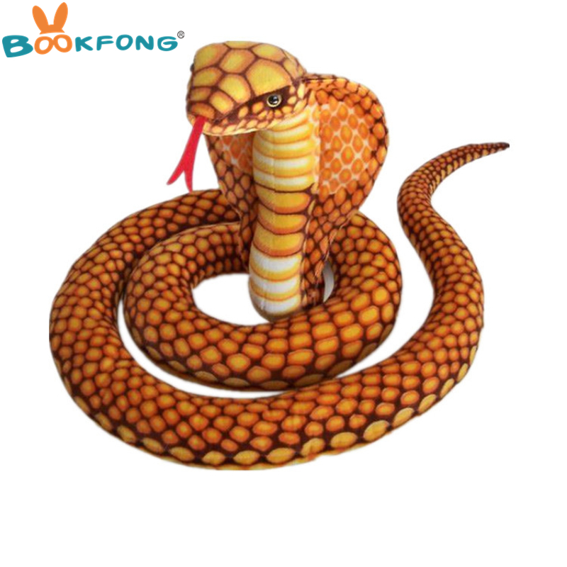 BOOKFONG 2.5 meters simulation gold python snake plush toy doll boa constrictor snake toy kids gift home decoration stuffed simulation animal snake anaconda boa plush toy about 280cm doll great gift free shipping w004