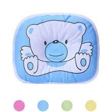Willtoo плоские спальные поддержки головы подушки младенческой новорожденных мягкие мода детские