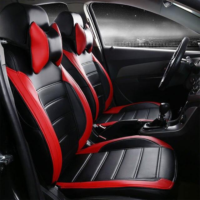 Car Seat Covers Styling Fully Enveloped for Ferrari GMC ...
