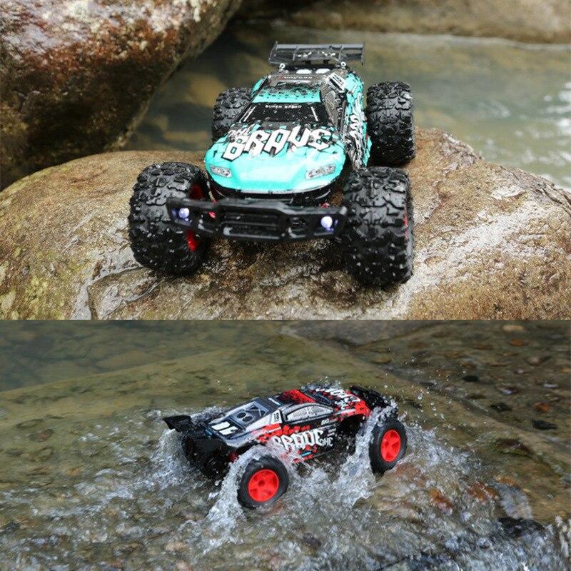 Nouveau garçon adulte jouet BG1518 1:12 échelle 40-50 km/h quatre roues motrices étanche RC course Truggy haute vitesse Rc dérive voiture vs 94123 - 5