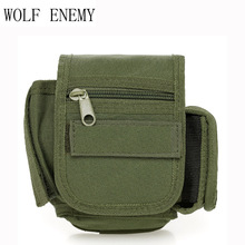Swat Military Pack Weapons Tactics Outdoor Sport Ride Waist Bag Special Waterproof Drop Utility Thigh Phone Pouch Camping Hiking