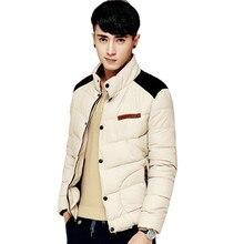 Fashion Winter Men 's cotton underwear 2016 new down jacket men' s Korean fashion Slim Winter jacket thicker coat jacket M-XXXL