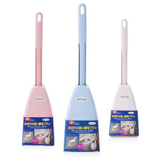 Toilet brush set toilet cleaning soft hair storage box with holder