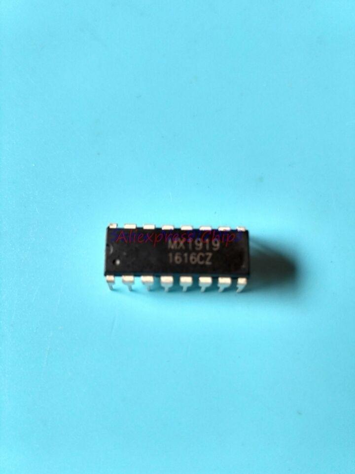 1pcs/lot MX1919 MX 1919 DIP-16 DIP16 In Stock