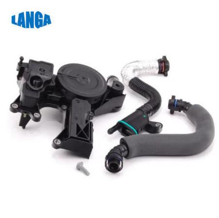 US $37 0 |Repair intake Bridge kit Crankcase Breather Oil Separator Grand  06H103495AK for A4/A5/A6-in Engine Rebuilding Kits from Automobiles &