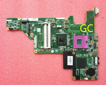 laptop Motherboard For CQ43 CQ57 646668-001 system mainboard Fully Tested