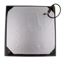 12V 410*410*3MM MK3 Heated Bed 400*400 Aluminium PCB Heatbed Heat bed for Creality CR 10 S4 3D printer parts