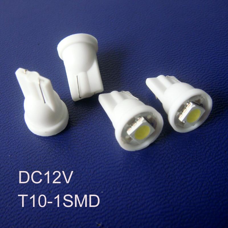 High quality 12V Car led indicator light Signal light Pilot lamp 158,168,194,912,W5W,W3W,501,T10 wedge free shipping 500pcs/lot