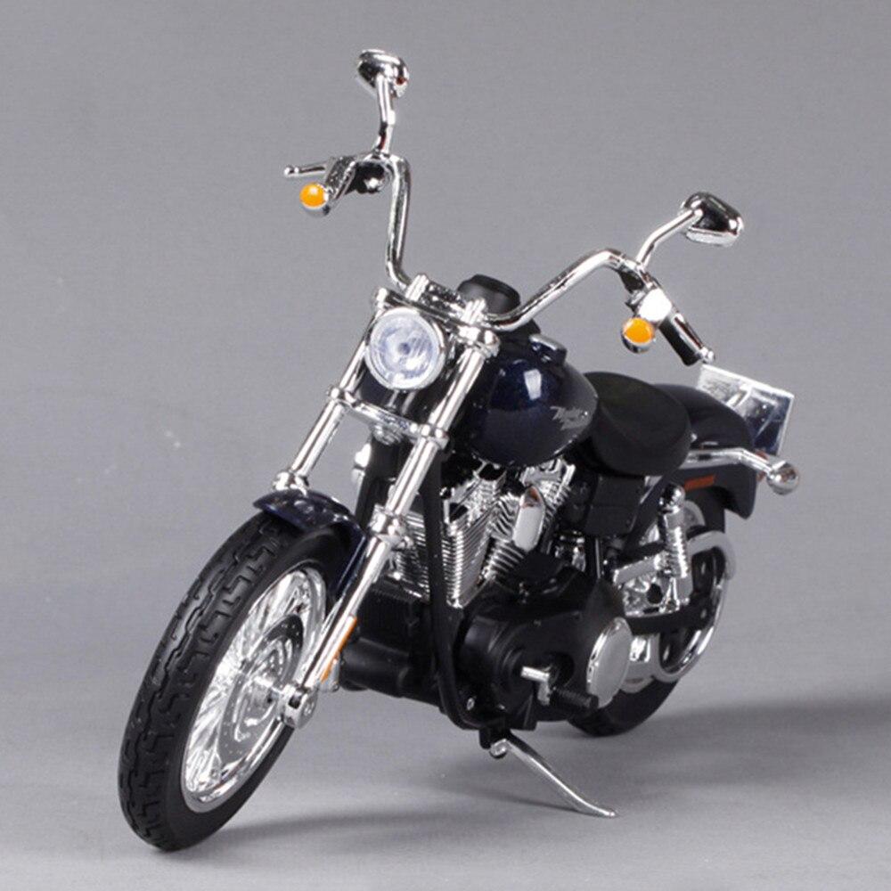 maisto brinquedo da motocicleta harley davidson alloy u abs mini modelo do