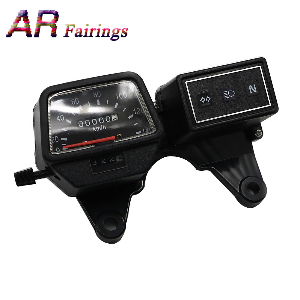 01 15 For Yamaha TW 200 TW200 Motorcycle Speedometer Instrument Gauges Tachometer Odometer Case Speed Meter 2001 2015 2014 in Instruments from Automobiles Motorcycles
