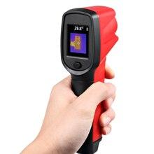 Инфракрасный Тепловизор термометр ручной цифровой температуры для промышленного