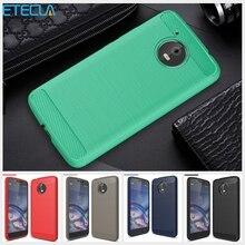For Motorola Moto E4 Case On Us Version Moto E4 Cover Usa Version Premium Original Silicone Mix Hybrid Protective Soft Shell