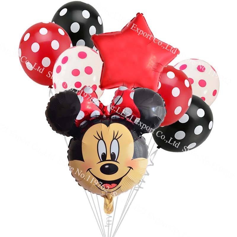Mickey Mouse Balloon Decorations