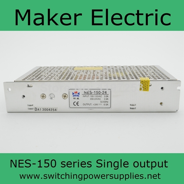 factory direct switching power supply 150w 5v 25A  NES-150-5