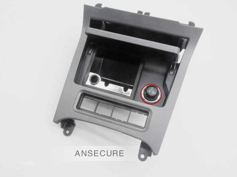 balck Front ashtray 4 button holes FOR Volkswagen VW Golf 6 MK6 MK5 Jetta  EOS   1K0 857 961   1K0857961
