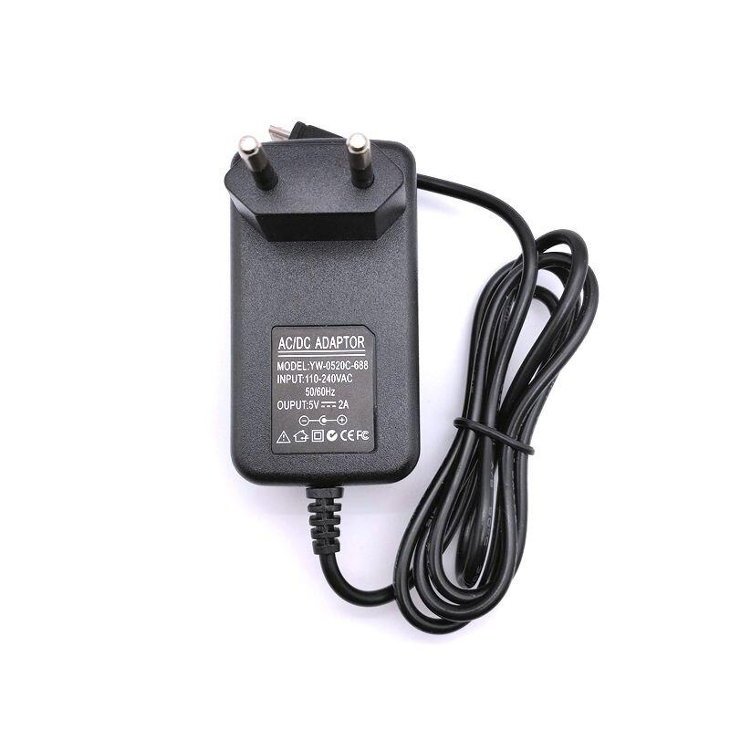 5 V 2A Micro USB Universal Port Accueil Mur Ue US Plug Adaptateur D'alimentation pour Tablet Charge Rapide