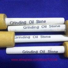 Сделано в Италии, шлифовальный масляный камень с ручкой для кожаных машин nippy fotuna taiking 801, Комплект деталей, гарантия лучшего качества