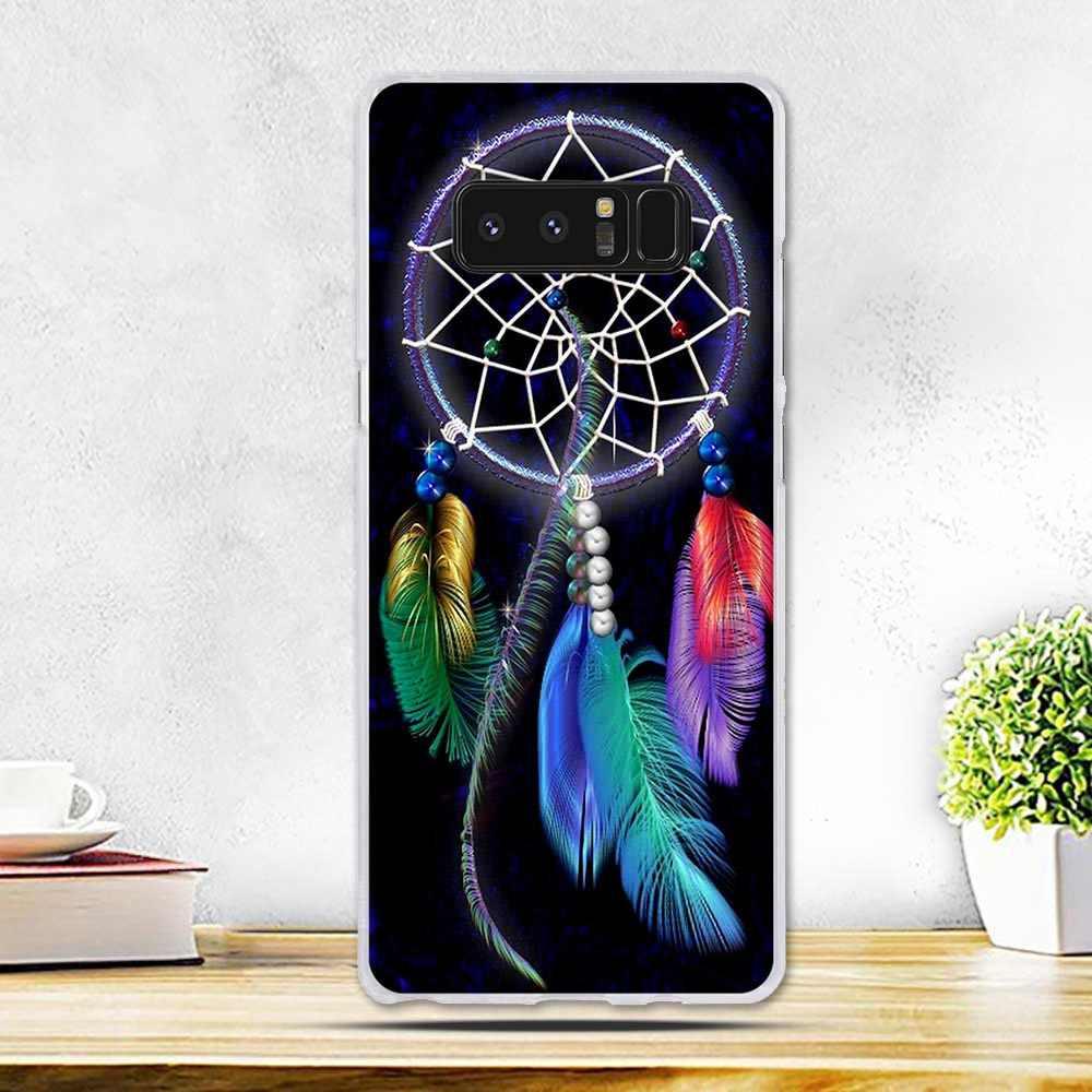 Pour Samsung Galaxy Note 8 étui pour Samsung Note8 couverture souple Tpu couverture arrière téléphone étui pour Samsung Galaxy Note 8 Note8 sacs