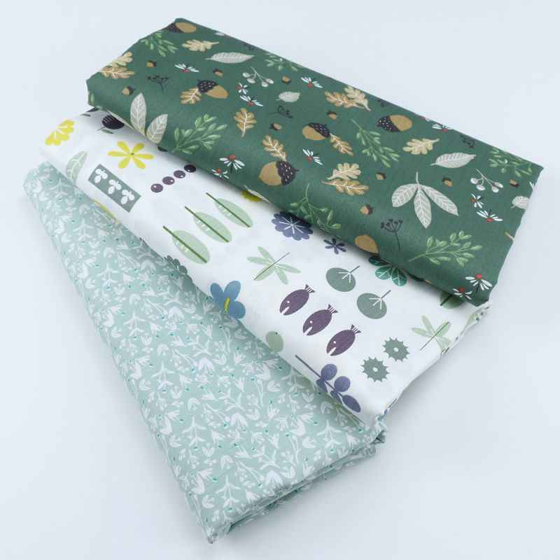 50x160cm  Printed 100% cotton Twill Fabric,Patchwork Cloth,DIY Sewing Quilting Fat Quarters Material For Baby&Child