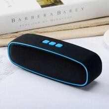 Hot Sem Fio Bluetooth Mini Speaker Portátil Car 3 w Sistema 3D Música Estéreo Surround de Som Subwoofer Suporte Bluetooth Speaker