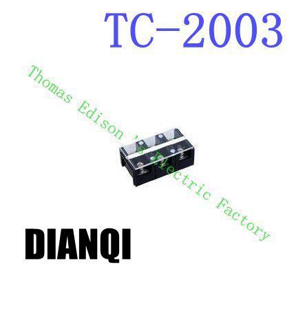 цена на TC-2003 Fixed High Current Terminal Terminal Connector Cable Connector Wire Connector Splice 10PCS Pack