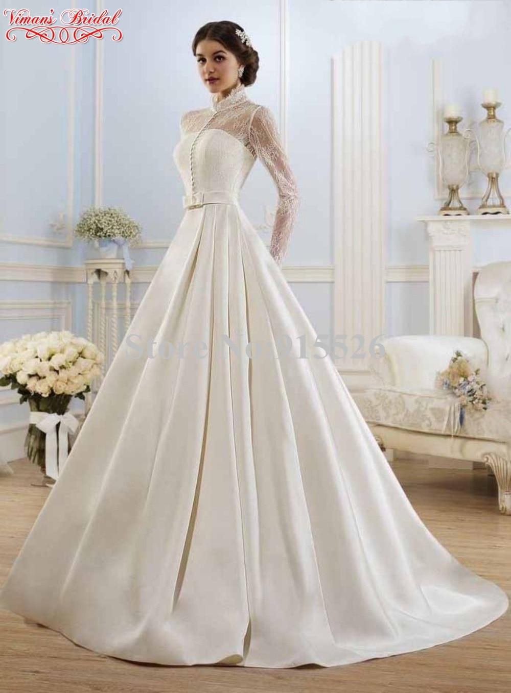 Buy 2015 Elegant White Wedding Dress