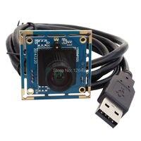 ELP 8 megapixels high defination HD Sony IMX179 Sensor 8MP 12mm lens UVC Webcam USB camera Board Android ,Linux,Windows