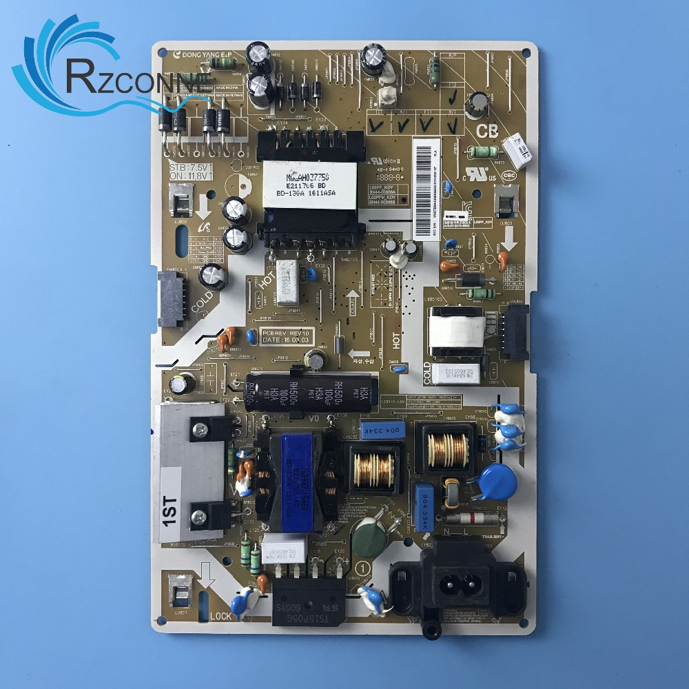 Power Board Card Supply For Samsung TV BN44-00868B L55PFN_KDY UA49K5300AJXXZ UE49K5100AK