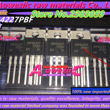 Aoweziic+ новая импортная оригинальная IRFB4227PBF IRFB4227 FB4227 до 220 N-channel 200V 65A MOS прибор PDP переключатель