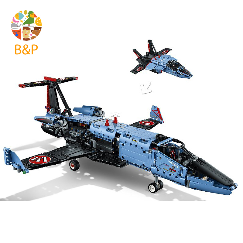 lepin Legoing 42066 1151Pcs Technic Series The AIR RACE JET Model Building Blocks Bricks Gifts Toys compatible 20031 nike кроссовки air max st для девочки черный розовый