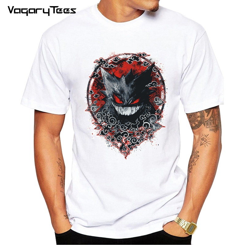 2019-new-fashion-font-b-pokemon-b-font-go-gengar-design-men's-t-shirt-short-sleeve-boy-cool-tops-hipster-monster-printed-t-shirt