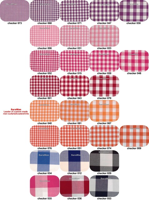 100% Cotton Mens Gingham Dress Shirt Custom Mad  Checkered Shirt,Tailored Mens Checkered Shirts For Men Long Sleeve Dress Shirt
