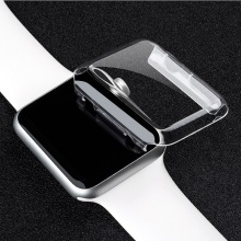 PC for IWatch Protective Cover Transparent for Apple Watch Case 38mm/42mm