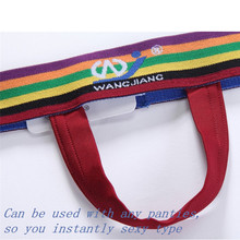 Sexy Mens Underwear Cock Ring Boxers Men Necessary Health Ring Belt Pull Penis G
