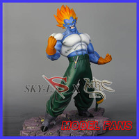 MODEL FANS MRC Dragon Ball Z 36cm super Android 13 lazuli Swimwear beach gk resin statue figure toy for Collection