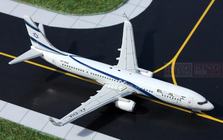 GJELY1381 GeminiJets Israel aviation 4X-EHA 1:400* B737-900ER commercial jetliners plane model hobby sale phoenix 11221 china southern airlines skyteam china b777 300er no 1 400 commercial jetliners plane model hobby