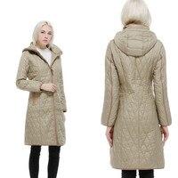 Promotions Last few pieces coat Long design with a hood outerwear plus size 100KG Europe Russia autumn winter women coat Value