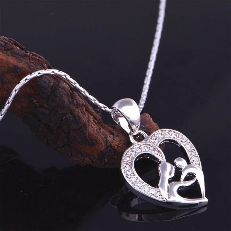 HTB1Thf3NpXXXXcmaXXXq6xXFXXXE - Heart Design Exquisite Silver Pendant