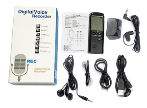 Image 5 - 003 Escytegr Draagbare Dictafoon 1536Kbps Voice Activated Opname Meeting/Lezing/Interview/Trial Music Play Voice Recorder